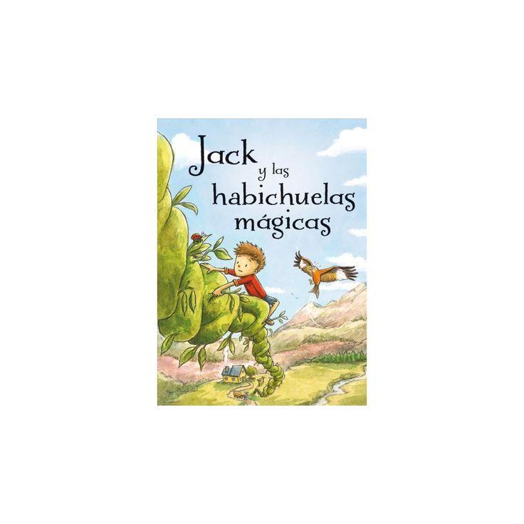 Jack y las habichuelas magicas/ Jack and the Beanstalk (Hardcover) (Nina Filipek)