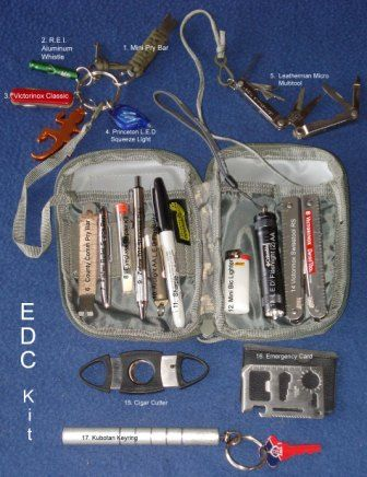 Episode 73 Every Day Carry and the Bug Out Bag