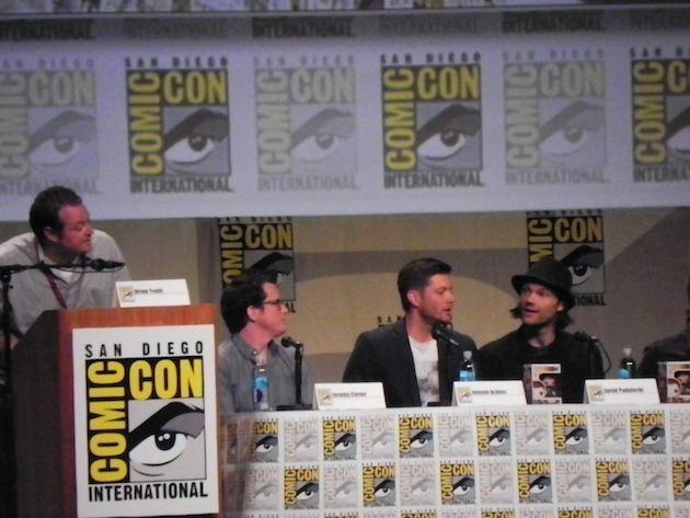 Comic-Con 2014: décima temporada de #Supernatural terá Dean demoníaco