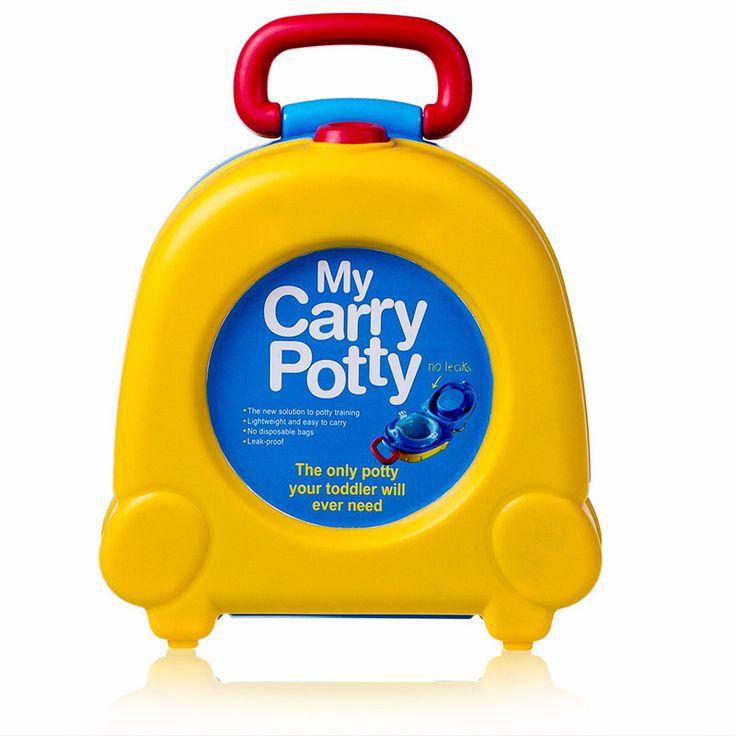 Portable Potty Training Toilet Seat