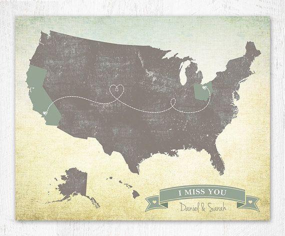 Best Custom Maps Images On Pinterest Custom Map Travel - Highlight us map