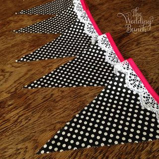 Rockabilly Bunting LOVE!!!