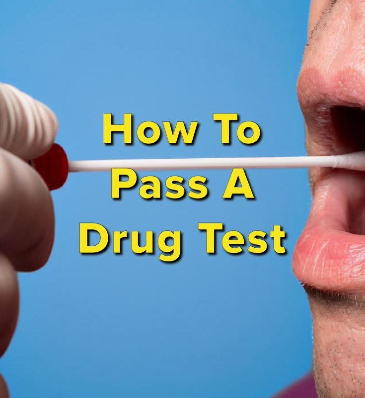 How to Pass a Drug Test (Effective Techniques)