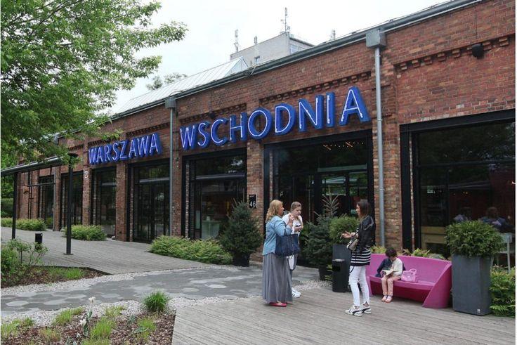 Warsaw converts gritty Praga neighbourhood to chic Soho Factory