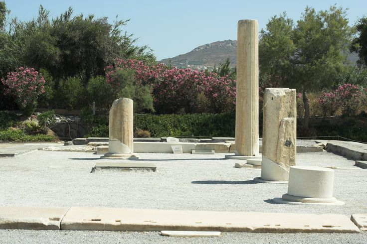 Temple of Dionusos #ArchaeologicalArea #Naxos #Greece