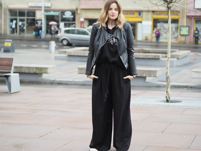 EllaSharlota: WIDE LEG TROUSERS