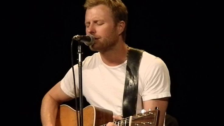 Dierks Bentley - Riser. My new favorite song! And if you're listening Lord, send me a man with qualities like this!!! :)