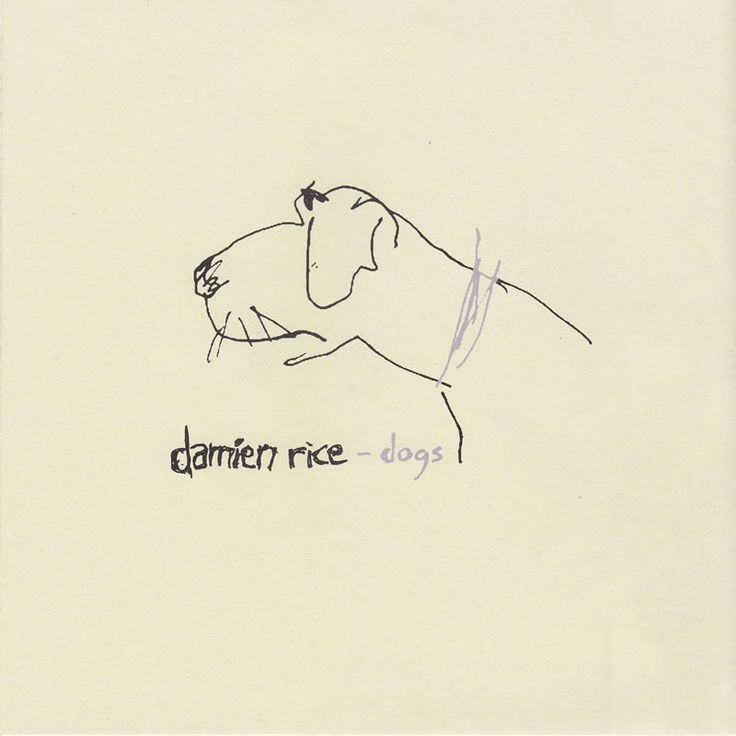 2007 Damien Rice - Dogs [14th Floor DR11CD] #albumcover