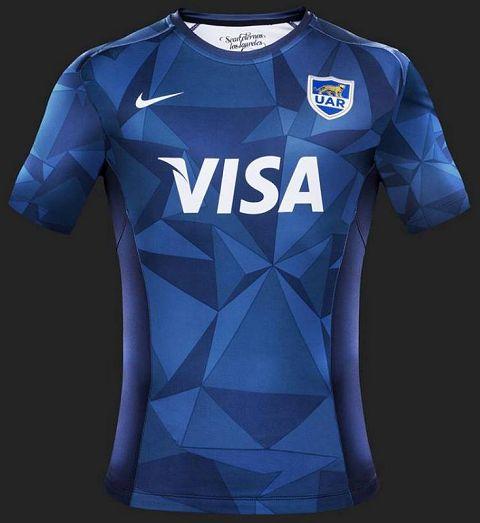 Show de Camisas: Nike apresenta camisa reserva da seleção de rugby da Argentina