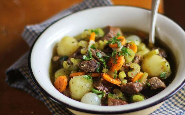 Irish Stew  - zum grünsten Feiertag der Welt: dem St.Patrick´s Day