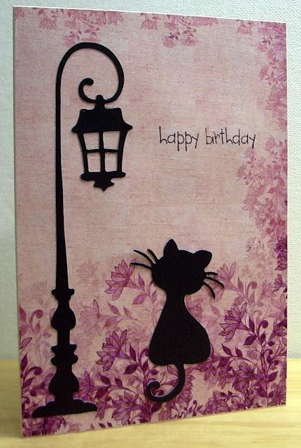 Best 25 Cat birthday cards ideas – Cat Birthday Card