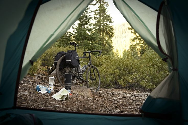 Bikepacking. Best done on the AWOL.
