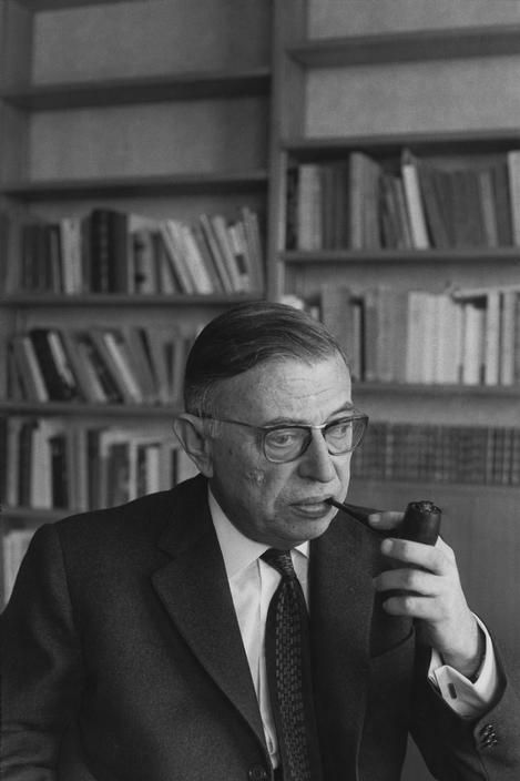 14 best henri cartier bresson images on pinterest magnum photos henri cartier bresson 1964 french writer and philosopher jean paul sartre fandeluxe Images