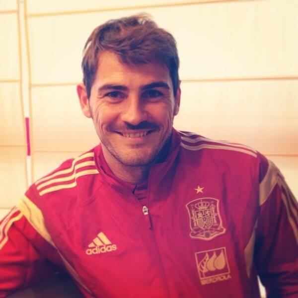Iker Casillas #realmadrid #goalkeeper #halamadrid