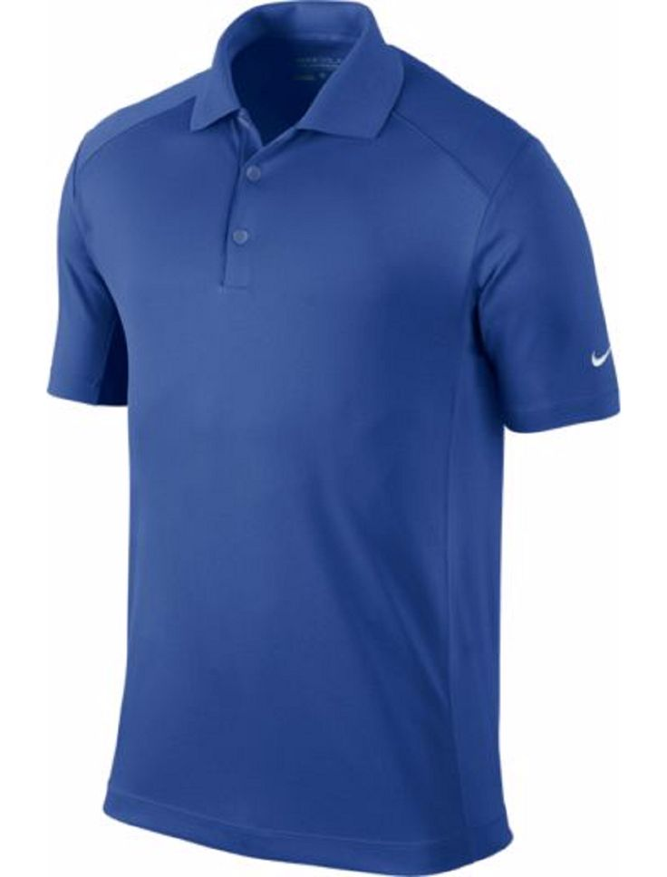 Nike Mens Victory Solid Polo from Golf & Ski Warehouse