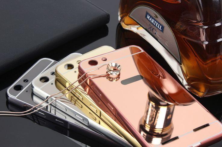 Мода Роскошь Розовое Золото Зеркало Чехол Для Lenovo Vibe K5/K5 Plus Лимона 3 K32 C36 (5.0 дюймов) Shell Задняя Крышка Capa Бесплатная Доставка