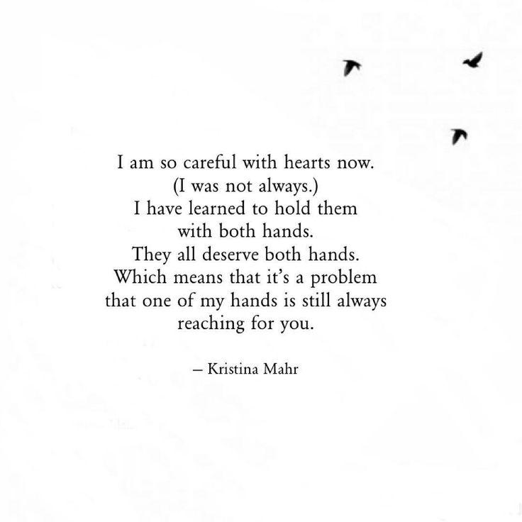 Both Hands - Kristina Mahr