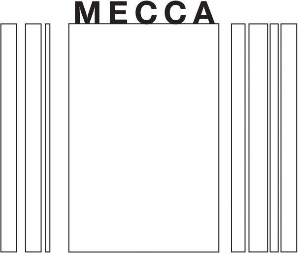 barcode Mekke