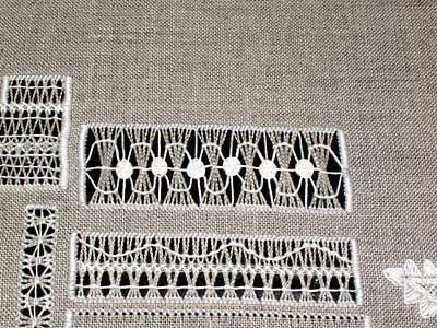 Drawn Thread Embroidery Tutorials – Needle'nThread.comtutos de vainicas.