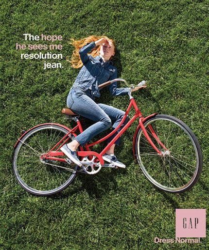 Gap Ads Have Finally Gotten Interesting #refinery29  http://www.refinery29.com/2015/04/85511/gap-summer-2015-ad-campaign