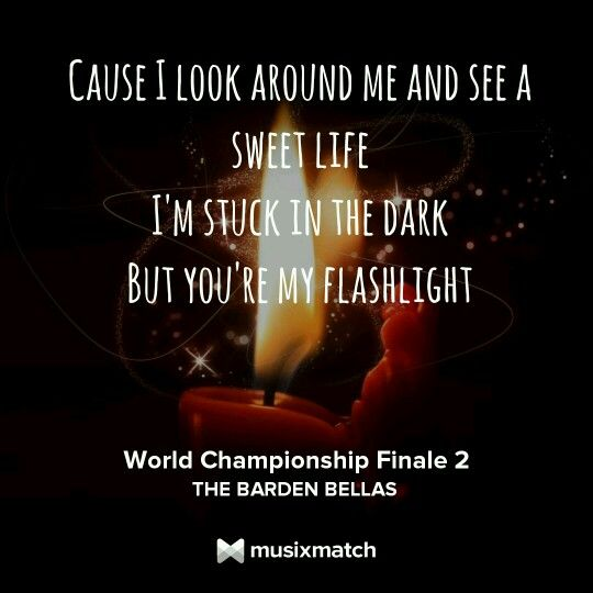 Flashlight by The Barden Bellas
