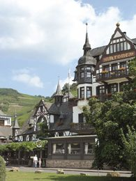 Assmannshausen - Hotel Krone