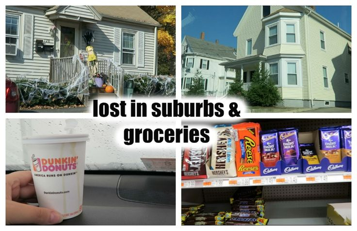 lifestyle: Life in USA- lost in suburbs and grocery shopping