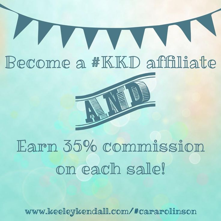Become an affiliate with Keeley Kendall Designs! 35% commissions on each sale! Starting your own business is FREE! www.keeleykendall.com/#cararolinson #kkd #jewelry #fashion