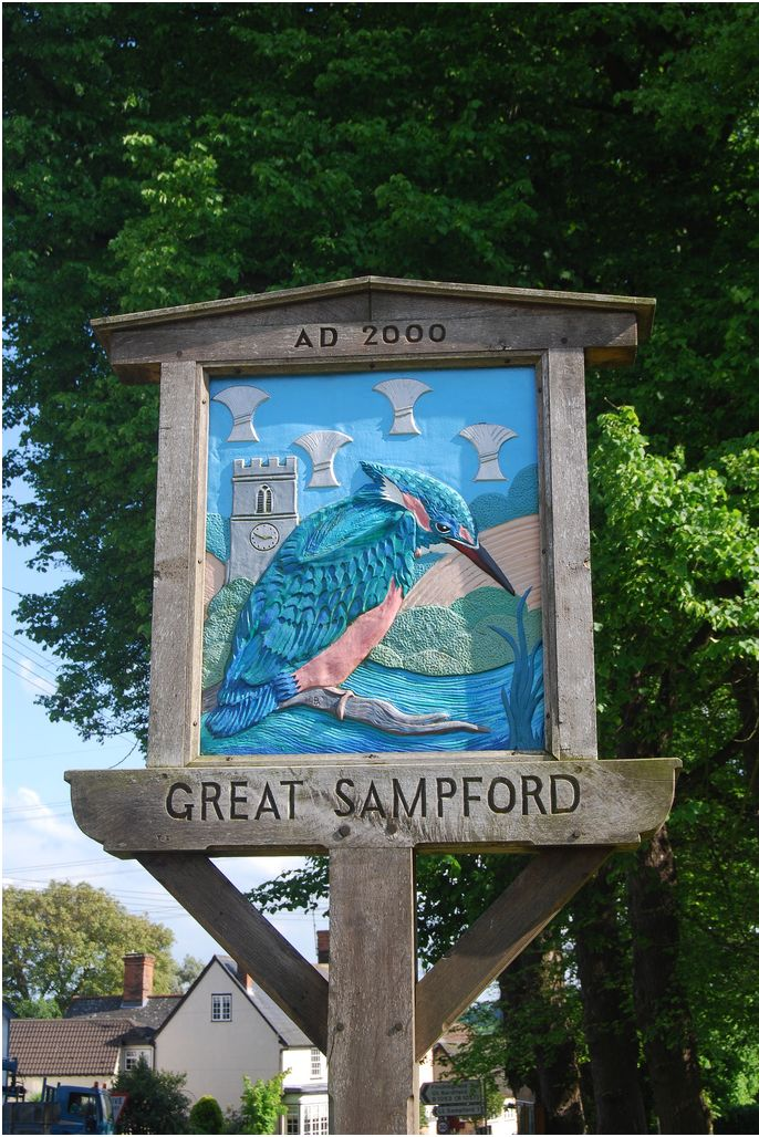 Great Sampford, Essex