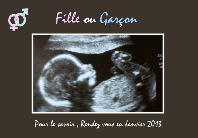 Annoncer votre grossesse avec un magnet