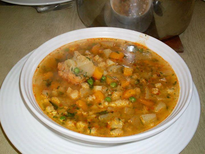 Egy tányér Petőfi leves ~~ receptek365.info