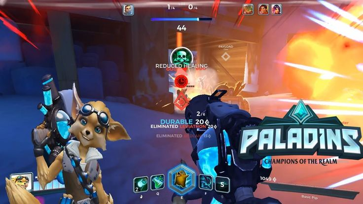 Paladins Gameplay | Best And Worst Moments #1 #paladins #fps #firstpersonshooter #shooter #online #game #gaming #gameplay #letsplay #geek #videogame #video #fun #freetoplay #youtuber #youtube
