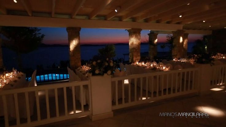 A fancy video recently taken at Mykonos Grand Luxury Resort in different areas of the resort