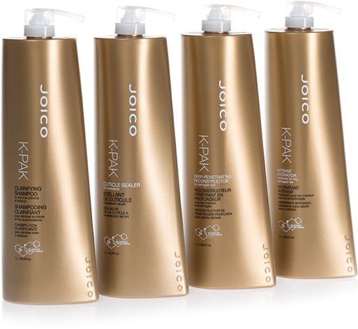 JOICO K-Pak Hair Repair System - repair your hair before it is colored