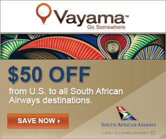 Cheap flights to South Africa and LOT Airline fares