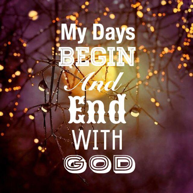 With GOD Always