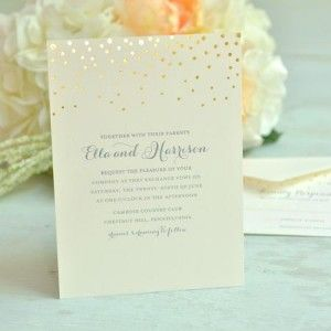 How to Find Affordable Wedding Invitations - the Simple Dollar