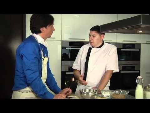 Aranygaluska desszert - YouTube