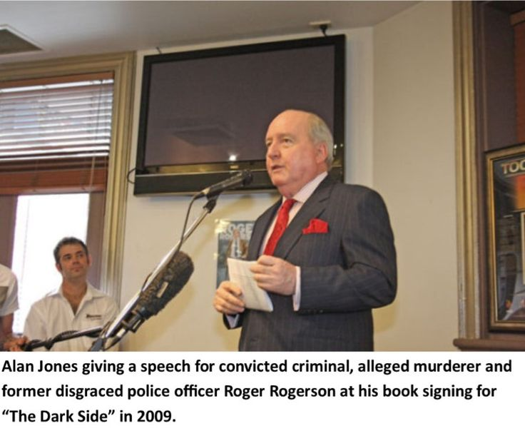 2GB'S ALAN JONES SENT LOVE LETTERS TO A SCHOOL BOY. WHY HAS HE NEVER BEEN CHARGED WITH GROOMING?