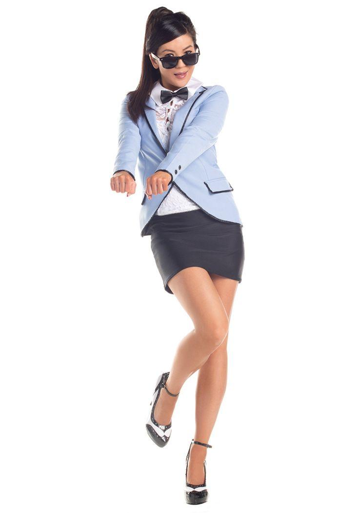 superb korean female pop star