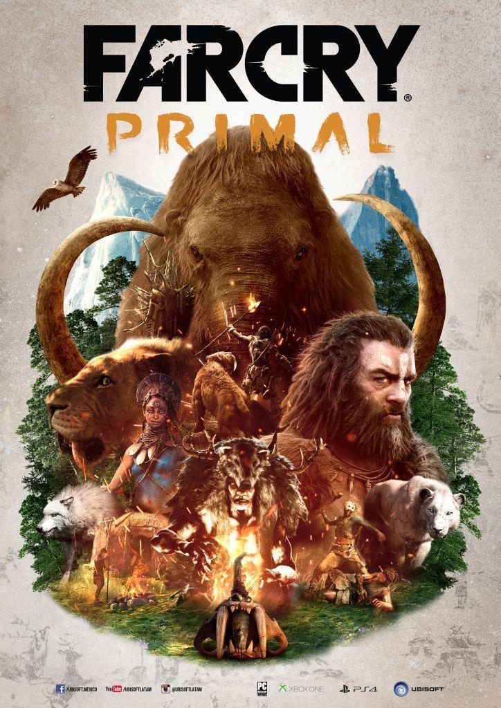 Far Cry Primal ya disponible a nivel mundial para PlayStation 4 y Xbox One - https://webadictos.com/2016/02/23/far-cry-primal-disponible-playstation-4-y-xbox-one/?utm_source=PN&utm_medium=Pinterest&utm_campaign=PN%2Bposts
