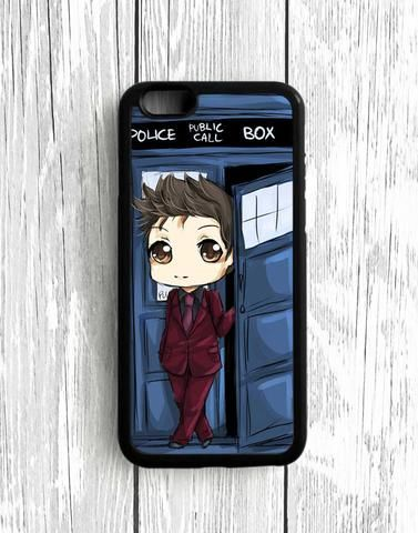 Doctor Who Ood Cute iPhone SE Case