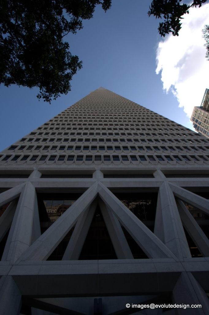 San Francisco (infinitely tall sky-scrapers)