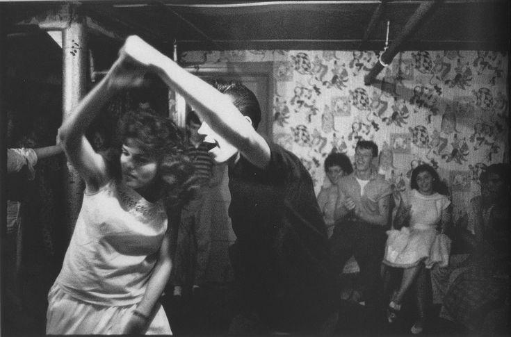Bruce Davidson - Brooklyn Gang 1959.