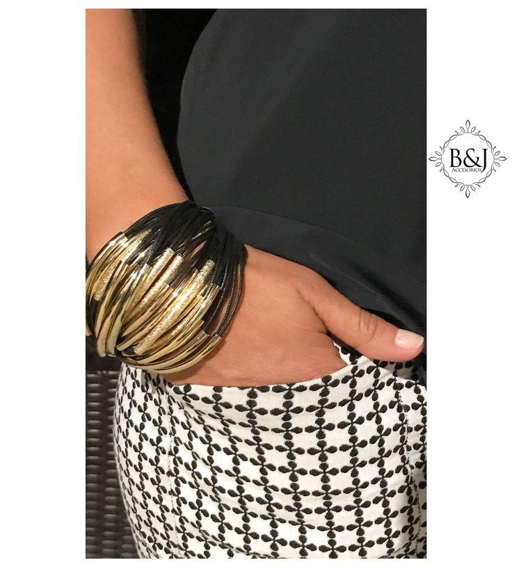@B&Jaccesorios #moda #brazalete #joyas