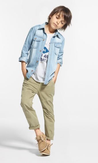 Zara Boys Boys Summer Outfits Cute Outfits For Kids