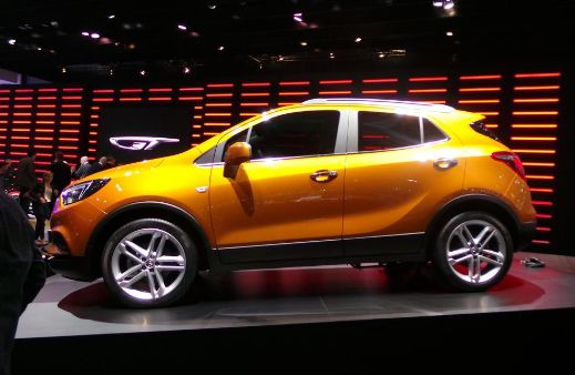 2018 Opel Mokka Style Specification, Powertrain and Price