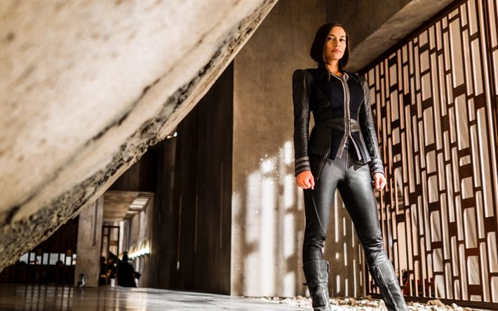 Descargar fondos de pantalla Inhumans, 2018, Sonya Balmores, Ser, nuevas películas