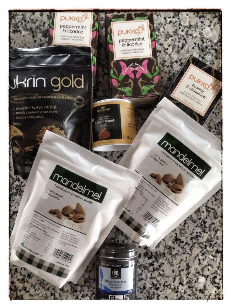 CDJetteDC's LCHF: Så er der atter mandelmel til fastelavnsbollerne, kanel til kaffen og til kanelsneglene. og så selvfølgelig og dejlig Pukk...