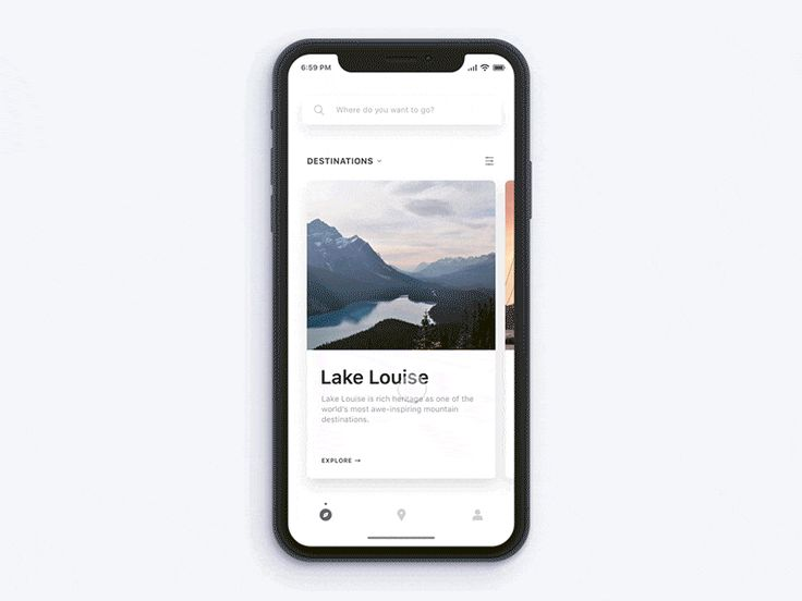 Hey Dribbblers, I made new prototype of City Guides for iPhone X. I was inspired by Facebook Paper. Check the original motion in attached file. Live demo @ProtoPie — https://share.protopie.io/37p...
